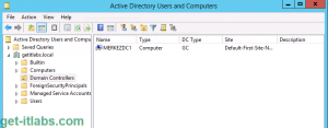 Windows Server 2012 R2 Active Directory Kurulumu