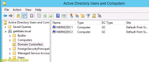 Windows Server 2012 R2 Additional Domain Controller Kurulumu