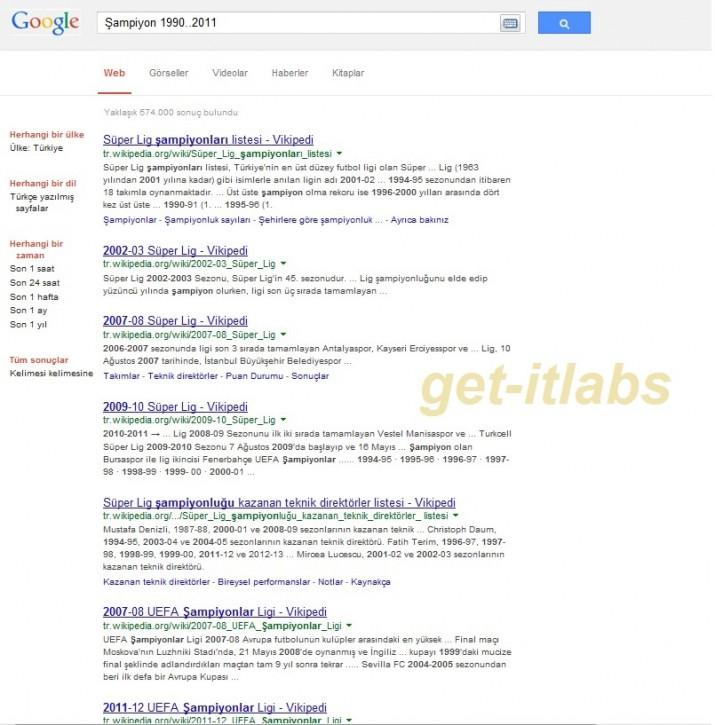 Google Search Tricks 11