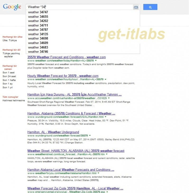 Google Search Tricks 12