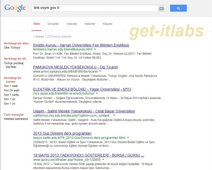 Google Search Tricks 6