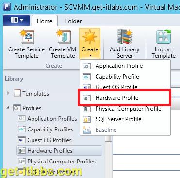 VMM Hardware Profil Nedir ?