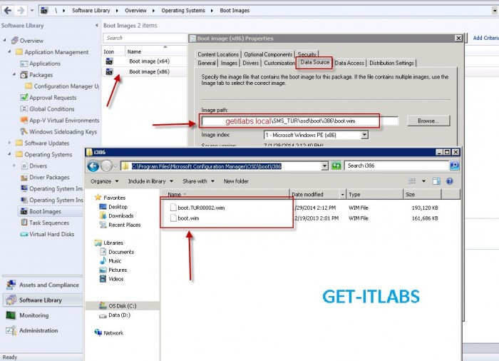 System Center Configuration Manager 2012 R2 Image And Capture
